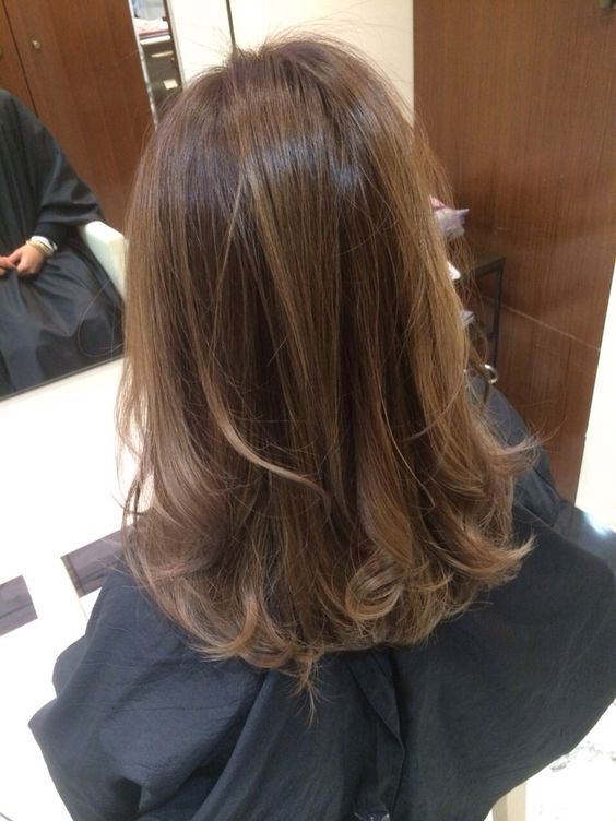 K-two青山 菊池さん作。ハイライトいれた!最高の髪色!