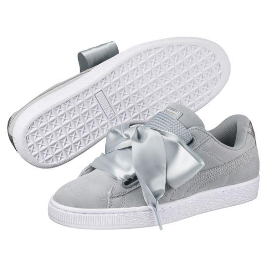 zapatillas grises mujer puma