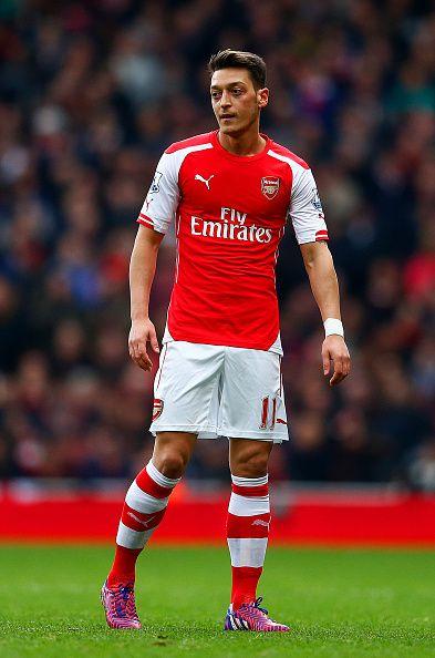 Mesut Ozil - Arsenal FC | Arsenal FC | Pinterest ...