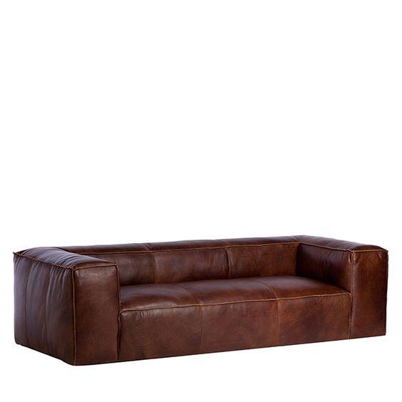 The Scruffy 3 Seater Sofa - Designer Sofas - Timothy Oulton