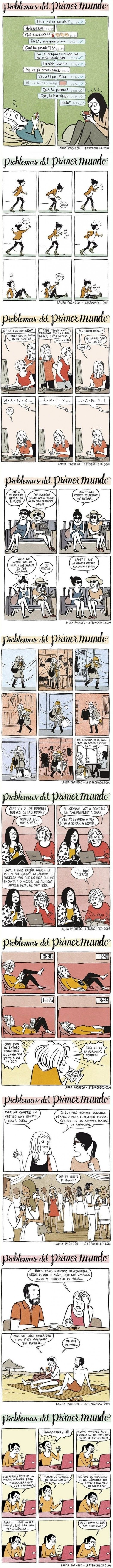 Problemas Del Primer Mundo Emosional Pinterest