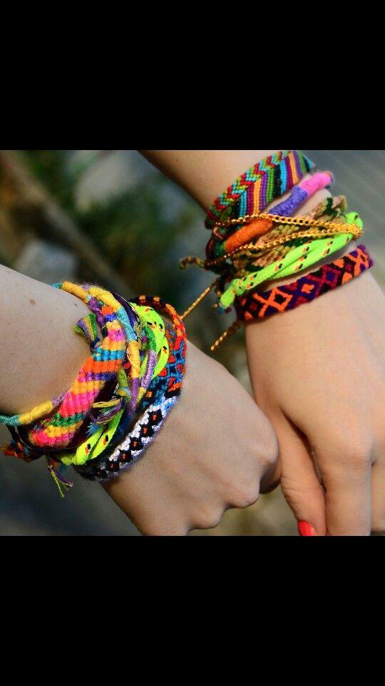 Freundschaftsbänder