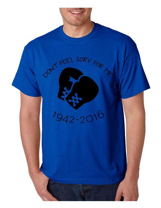 Dont feel sorry for me Ali Men's T-Shirt