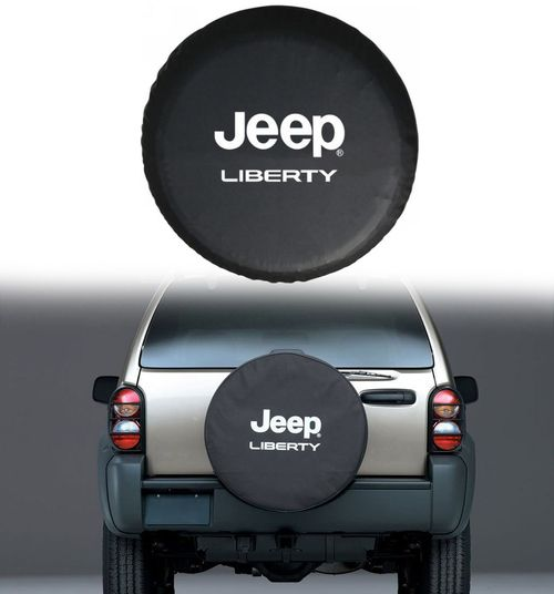 17 Car Spare Tire Tyre Wheel Cover For Jeep Liberty Wrangler Jeep Liberty Jeep Wheel Cover