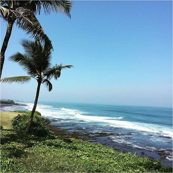 Pan Pacific Hotel Nirwana Bali #panpacifchotels #bali #resort #paradise