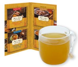 FREE Numi Organic Tea Turmeric Tea Sample Pack at 1PM EST on http://hunt4freebies.com