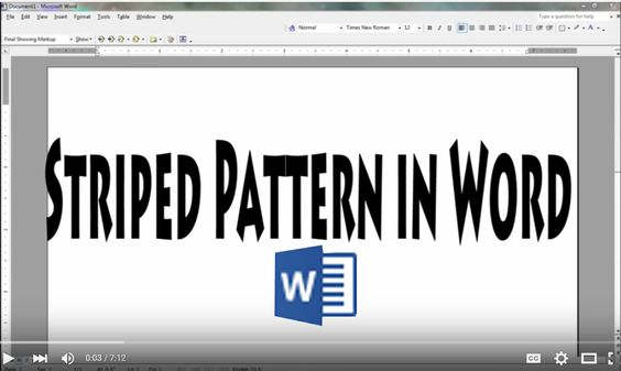 how to make a ebook with microsoft word