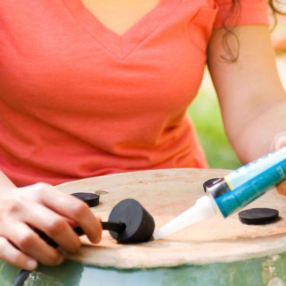 Como hacer tu propia fuente de agua en un macetero