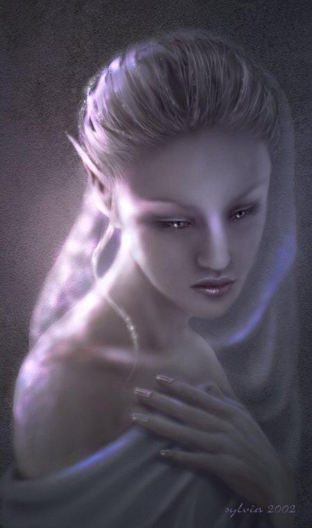 Morningglow Fairy