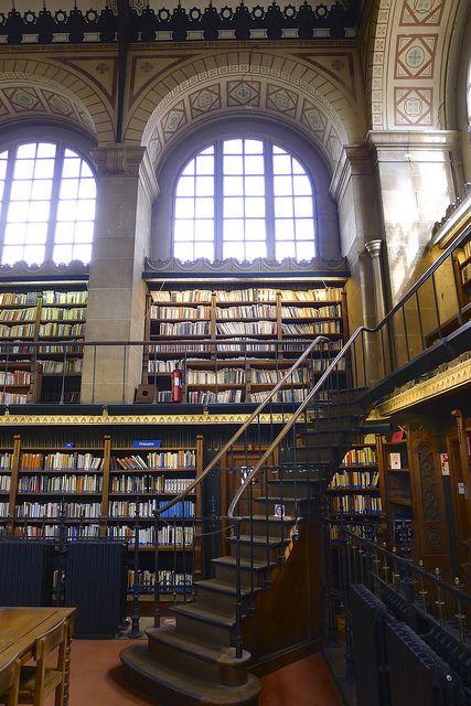 Architizer Blog » Top 10: Mind Blowing Libraries; National Library Of China  (Inside) Beijing, China Designed By KSP Jürgen Engel Architekten |  Pinterest ...