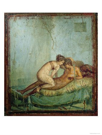 Art of the Spirit Famous Art Paintings of Lovers – Art Prints ...