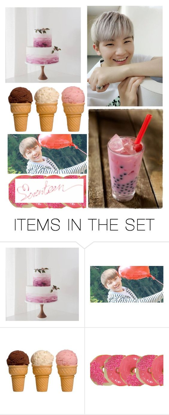 """Woozi"" by worldwarwoozi ❤ liked on Polyvore featuring art"