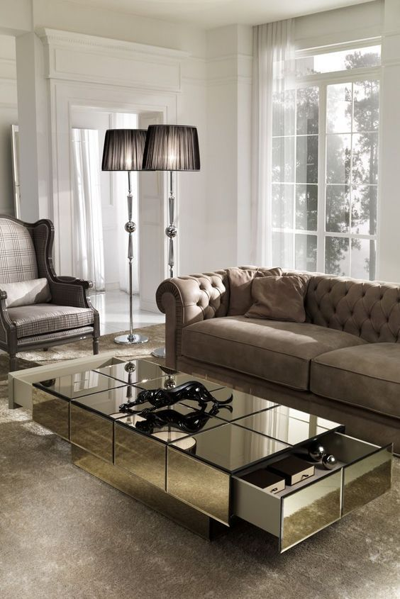 17 Elegant Home Decor To Not Miss Today Center Table Living Room