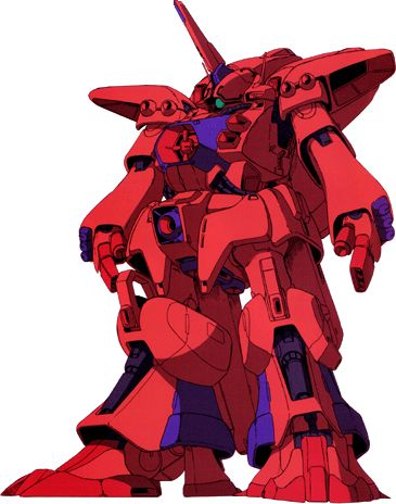 The AMX-015 Geymalk is a mobile suit that appears in Mobile Suit Gundam ZZ.
