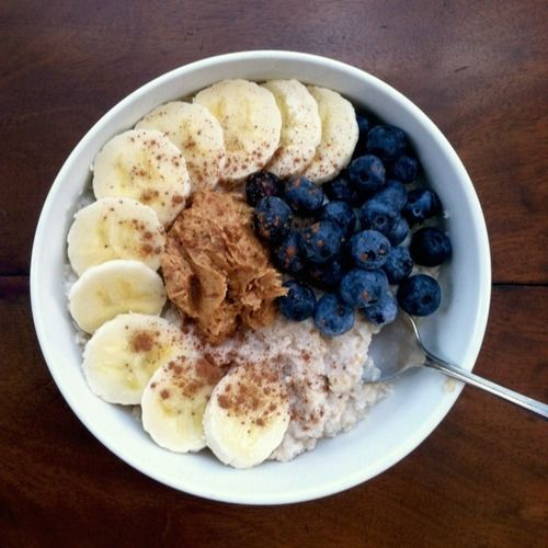 Oatmeal Bowl From Fitness Kitchen La