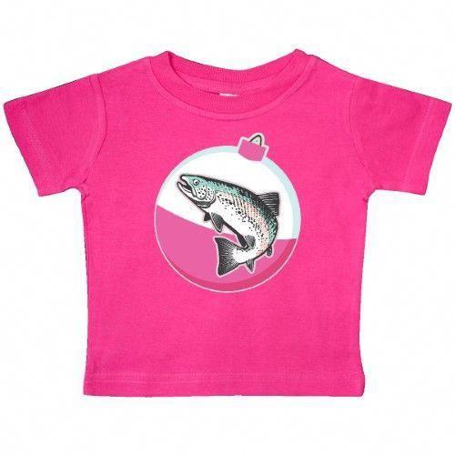 inktastic Fishing Tackle Girls Toddler T-Shirt
