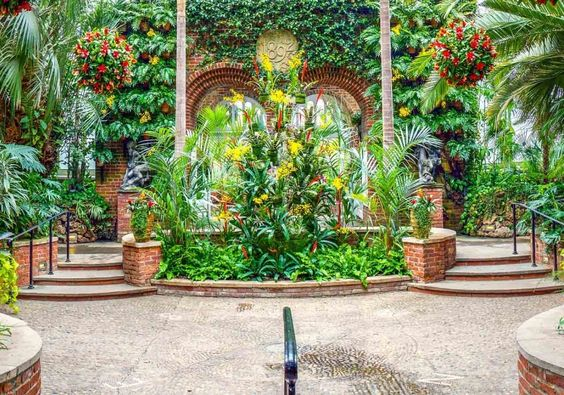 Home | Phipps Conservatory And Botanical Gardens | Places Worth Visiting |  Pinterest | Pittsburgh Pa