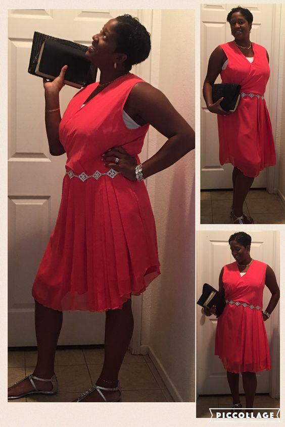 Custom designed dress by Anointed