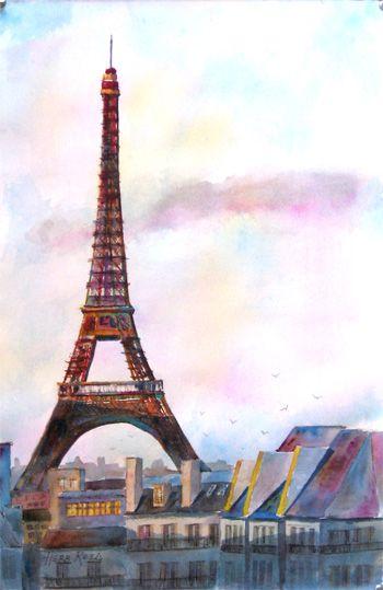"""""""Paris Morning"""""""