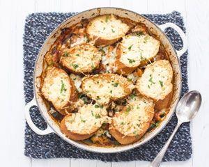 Mediterranean vegetable stew recipe