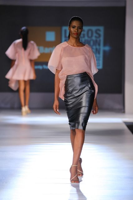 Bridget Awosika @ Lagos Fashion & Design Week 2013 – Day 3 (Lagos, Nigeria) | FashionGHANA.com (100% African Fashion)FashionGHANA.com (100% African Fashion)