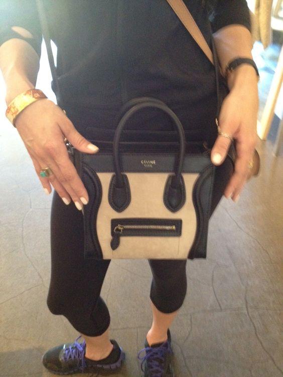 MINI! #celine #luggagebag #shophers #comingsoon