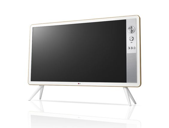 "Amazon.com: LG 42LB640R Classic TV Television 42"" FHD LED Retro Classic Design IPS Display (220V) 2014 New model: Electronics"