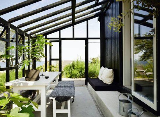 Share Design — Scandinavian Summer House Outdoor