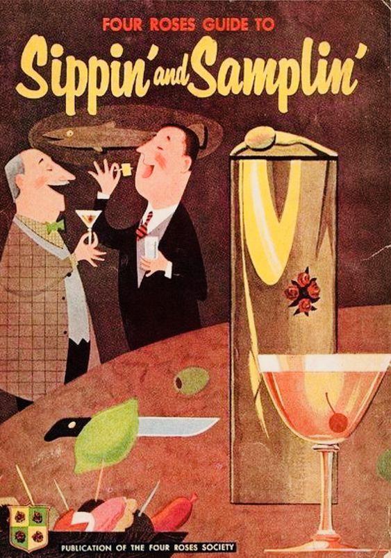 sippin' and samplin'