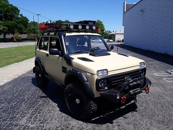 1989 Lada Niva Michigan Usa Lada Niva Wikipedia Best Suv Cars Suv Cars Jeep Cars