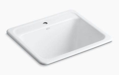 Glen Falls 22 X 25 Undermount Drop In Service Sink Utility