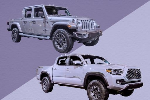 Auto Show Face Off 2020 Toyota Tacoma Vs 2020 Jeep Gladiator
