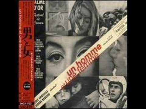 Un Homme Et Une Femme (Chant) - Francis Lai