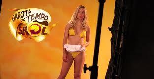 propaganda de cerveja skol com mulher