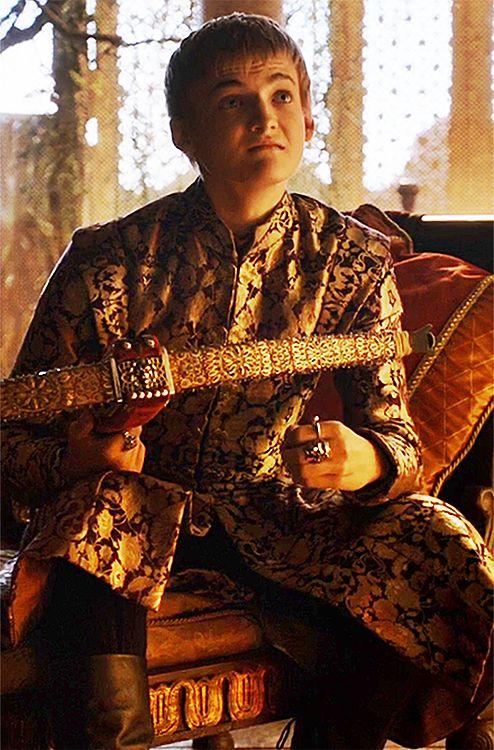 Game of Thrones S3E5 - Joffrey Baratheon