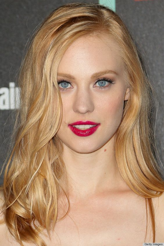 Deborah Ann Woll blonde hair