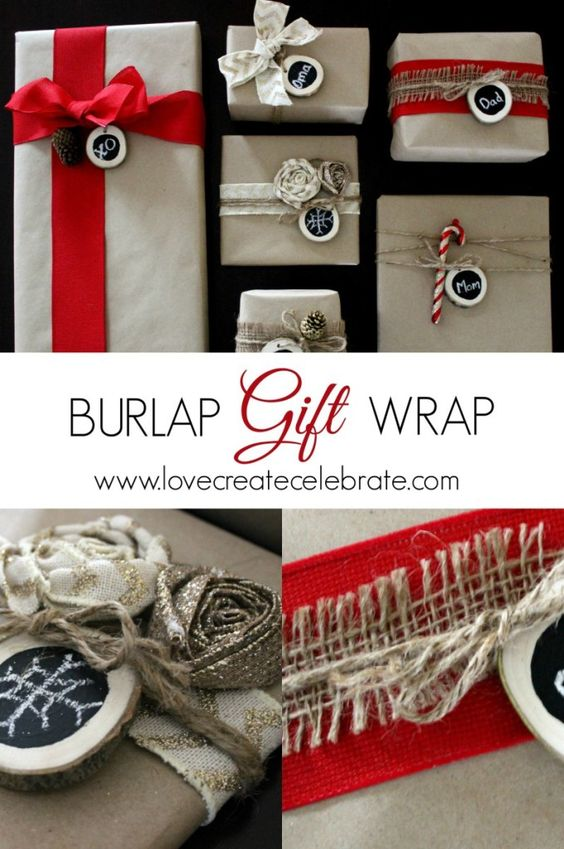 holiday gift love ribbon - photo #27
