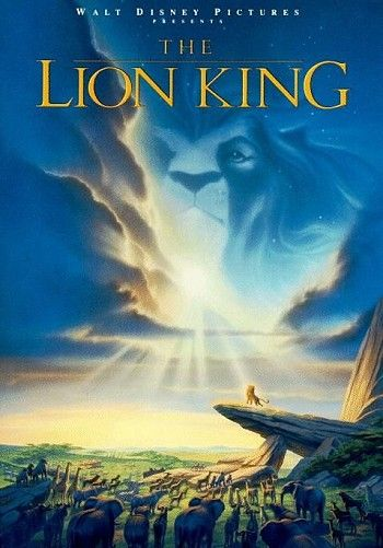 The Lion King - fav movie of all :)