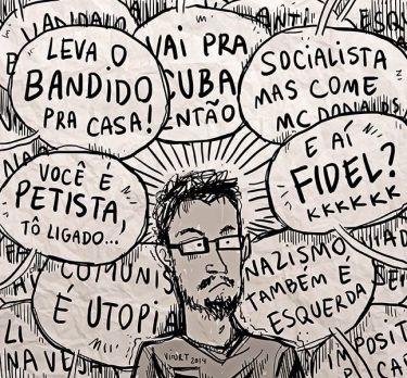 CULTURA,   ESPORTE   E   POLÍTICA: Nove tipos da direita brasileira