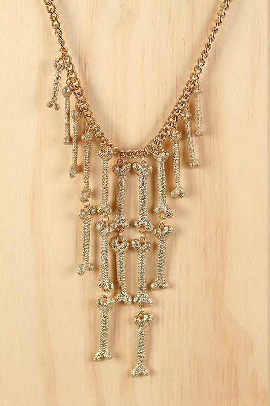 FOUND IT FINALLY! ah, Royal Bones Necklace
