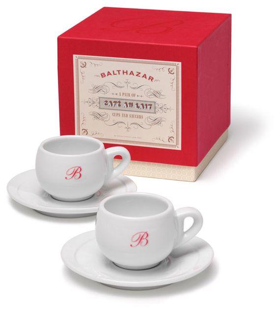 balthazar café au lait cups | mucca design