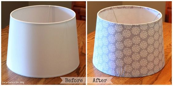Just a Girl and Her Blog---DIY from fabric.  Simple and affordable.