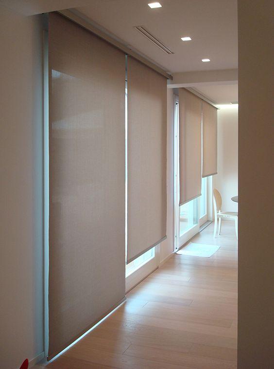cortinas rolos
