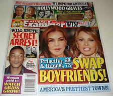 Priscilla Presley Raquel Welch Charlize Theron Christian Bale Billy Graham