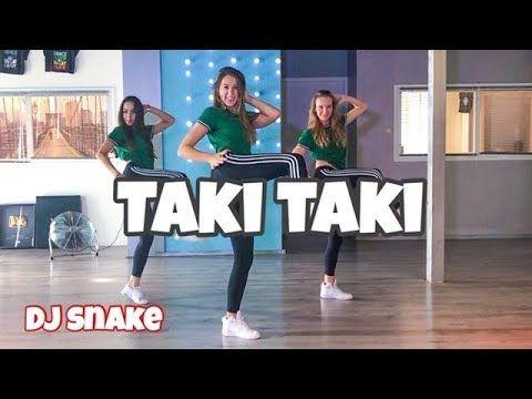 Taki Taki Dj Snake Ft Selena Gomez Ozuna Cardi B Easy Fitness Dance Choreography Https Ift Tt 2o Coreografía De Baile Coreografía Movimientos De Baile