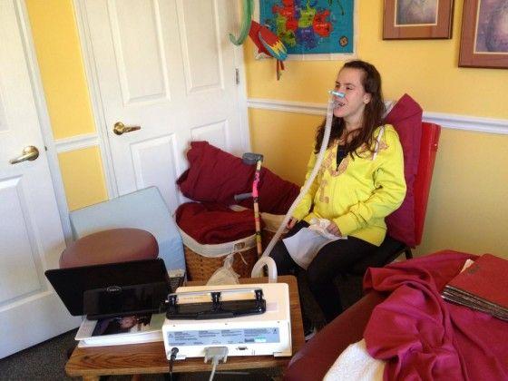 Adolescente com Paralisia Cerebral Constrói uma 'Sweet' Foundation com limões   Portal PcD On-Line