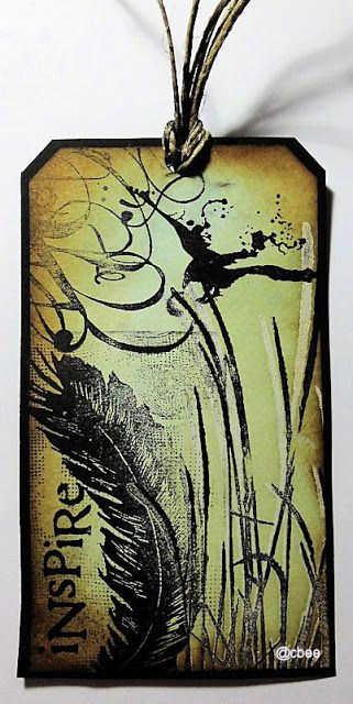 cbee's cards and more: ACC - Blended Batik