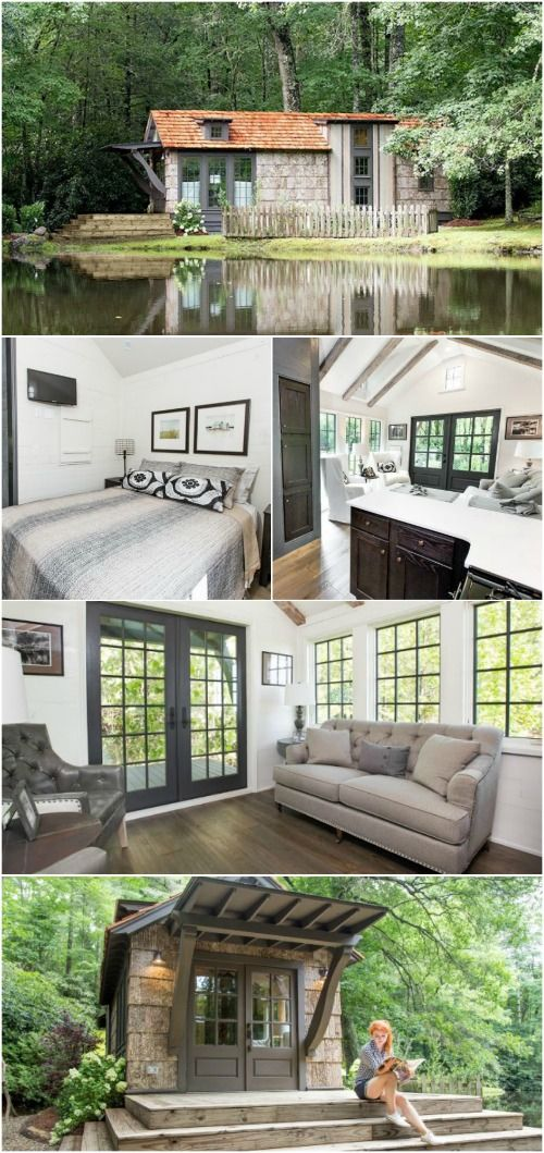 The Low Country Tiny House With 464 Square Feet By Clayton Homes