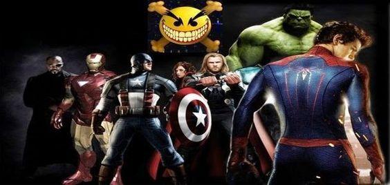 Antivírus lista os 10 mais perigosos super-heróis da internet