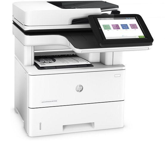 Impresora Hp Laserjet Enterprise M528dn En Oferta Descuento De 934 Euros Impresora Wifi Impresora H P